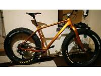 Full Carbon race fatbike