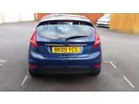 Great ford Fiesta, 2009, only 40.000 miles with full service history (stamps)