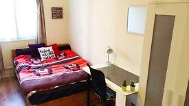 Wynajmę pokój w przytulnym mieszkaniu w Staines. Rachunki wliczone.