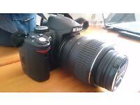 Nikon D3000 Digital SLR