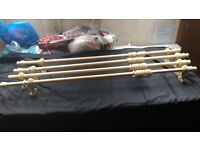 CURTAIN RODS POLES