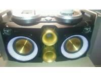 Philips party dj 300W party speaker
