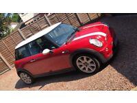 SOLD ..... Spares or repairs 1.6 Mini Cooper S
