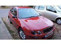 Rover 25 Impression S, 1396CC Petrol