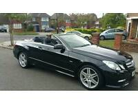 Mercedes Benz E200 automatic low Milage full service history