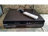PHILIPS VCR AND DVD RECORDER ONLY £120