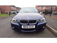 BMW 320d, Full Service History, Half Leather Black Interior