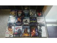 15 Dvds Some Are Sealed And Some Are New Realises All For £30
