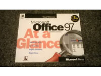 Microsoft Office 97 at a Glance (book)