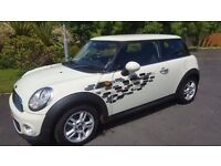 2010 Mini One 1.6 – LOW INSURANCE, FULL SERVICE HISTORY, LOW MILES AT 40K MILES, PERFECT 1ST CAR