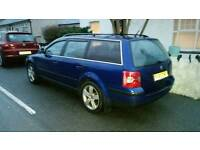 Vw passat tdi 1.9 estate not audi a4 octavia