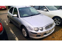 Rover 25, 2004, 5 door. Mot due in March, 74000 miles and headgasket changed already
