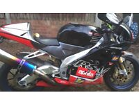 aprilla motorbike millie rsv