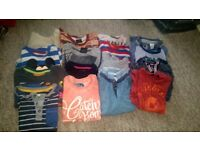 Boy's age 4-5 bundle of clothes