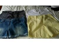 Ladies shorts size 16