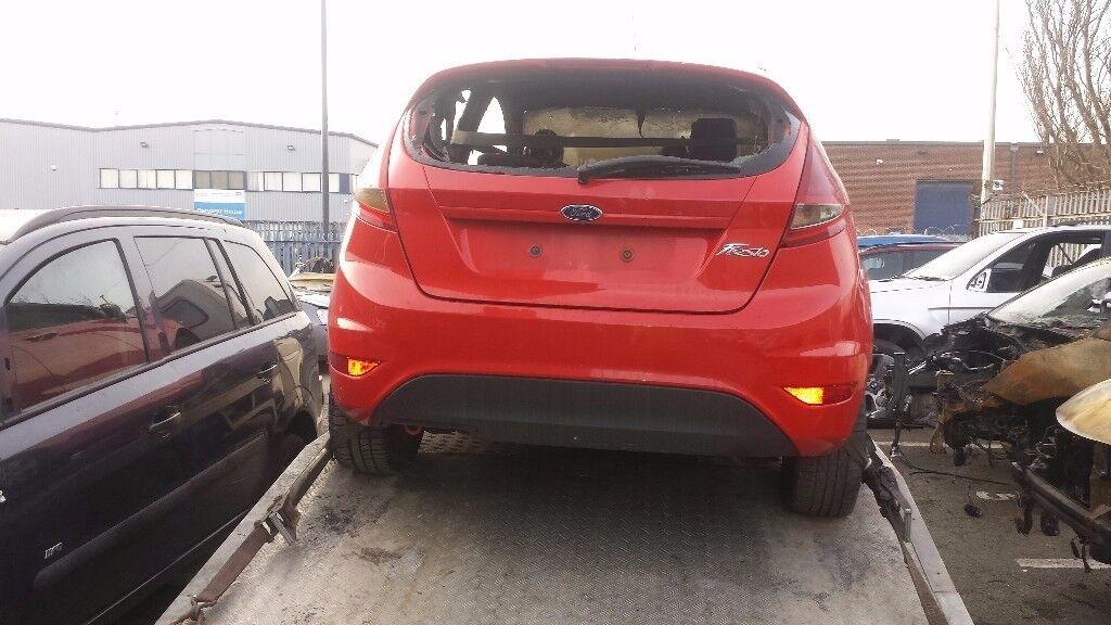 Fiesta Passenger Brake Light