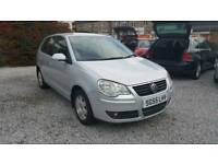 VOLKSWAGEN POLO 1.2 5DOOR HATCHBACK DRIVE SUPERB