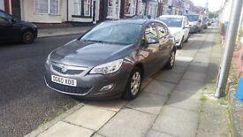 Vauxhall Astra 1.4 i VVT 16v Exclusive 5dr £4700
