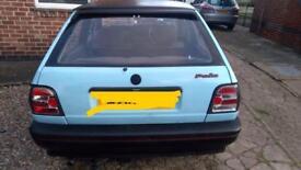 Polo mk2f coupe lexus rear lights