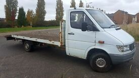 MERCEDES 308D RECOVERY TRUCK FOR SALE