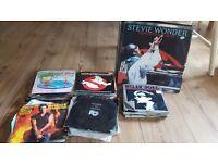 Box lot Vinyl records