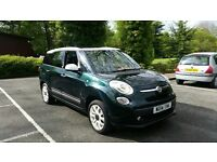 Fiat 500L, 7 SEATS, 12 MONTH MOT, 2 KEYS