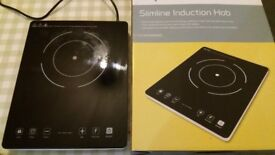 Maplin single induction hob