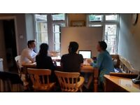 ESL lessons in Bath, with highly qualified and experienced teacher