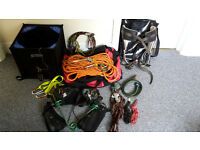 Arborist full climbing kit