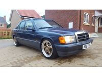 Mercedes 190 1.8 automatic