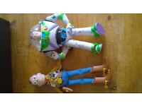 Toy Story: Talking Woody and Buzz Lightyear