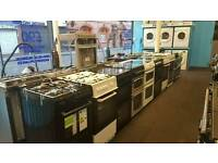 Cookers Gas or Electric Dual Fuel All Sizes Available