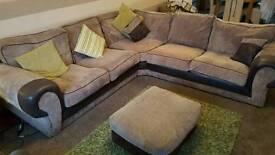 Milan Corner Sofa