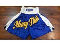 Muay thai Boom boxing shorts