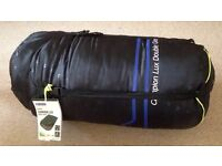 Out well champion lux double sleeping bag