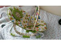 mothercare baby seat/rocker