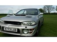 1999 Subaru Impreza Sport 2.0 4x4 Petrol Automatic 5 Door