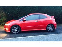 2008 Honda Civic type r gt finance available