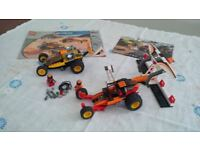 Racers Lego Set