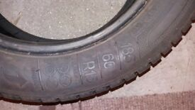 Four winter or all season tyres for sale