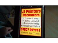 JJ Painters & Decorators