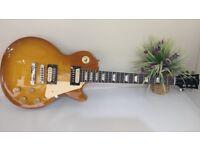 2013 Gibson Les Paul Studio Deluxe ll, Honeyburst