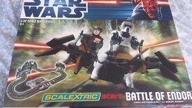 Scalextric Star Wars Battle of Endor