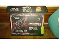 ASUS GTX 1050ti 4GB VRAM Gaming Graphics Card