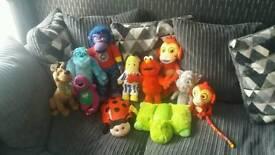 Talking toy bundles