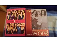 The L Word Season 1 + 4 dvds