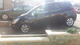Vauxhall meriva 1.4 SE petrol