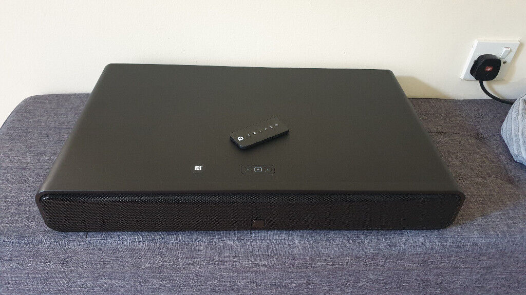 Q Acoustics M2 Bluetooth Soundbase / Soundbar with built-in Subwoofer | in  Caversham, Berkshire | Gumtree
