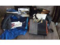 Massive bundle of clothing, boys, infant, mens, ladies, bags, shoes, trainers