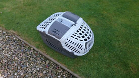 Portable carrier/cage for small pet